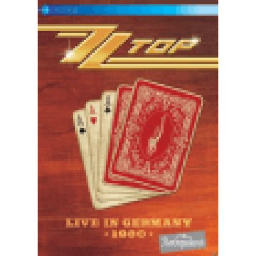 Live In Germany 1980 - Rockpalast DVD