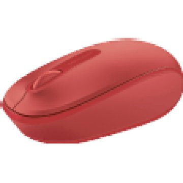 Wireless Mobile Mouse 1850 piros (U7Z-33)