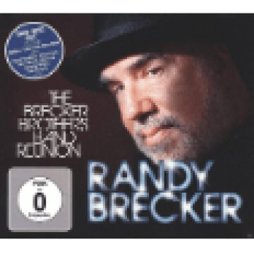 The Brecker Brothers Band Reunion CD+DVD