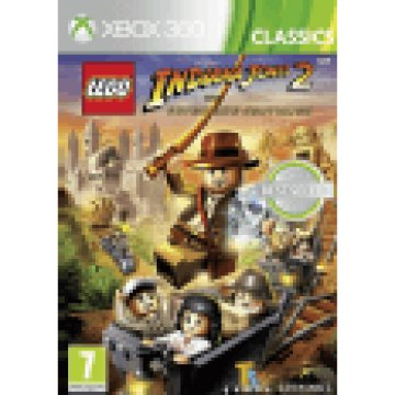 LEGO: Indiana Jones 2 Xbox 360