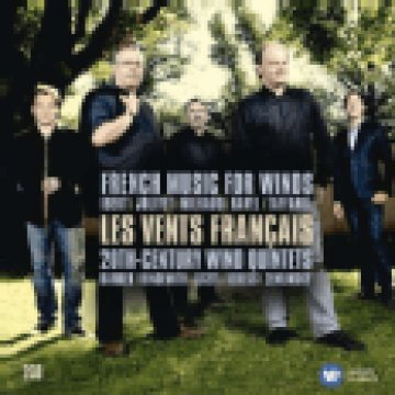 Les Vents Français, 20th-Century Wind Quintets CD