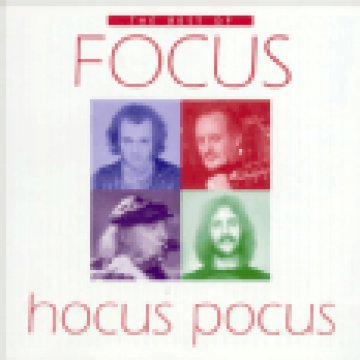 Hocus Pocus - The Best Of Focus LP