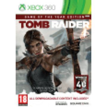 Tomb Raider - Game of the Year Xbox 360
