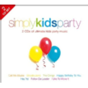 Simply Kids Party CD