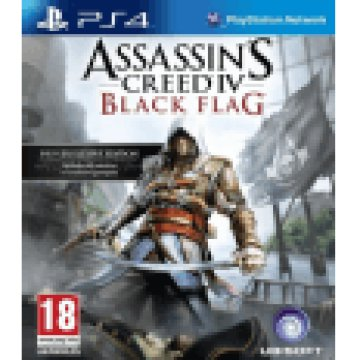 Assassin's Creed IV: Black Flag (Day1 edition) PS4