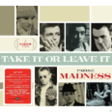 Take It Or Leave It CD+DVD