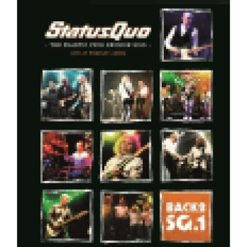 Back 2 SQ.1 - Live At Wembley Arena CD+Blu-ray