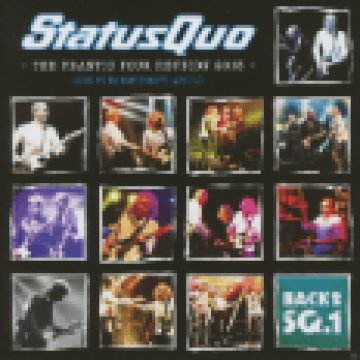 Back 2 SQ.1 - Live At Hammersmith Apollo CD