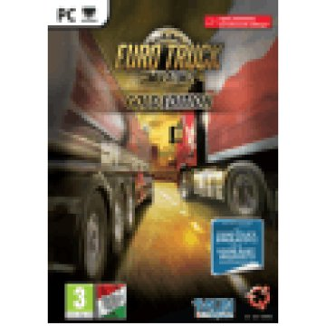 Euro Truck Simulator 2 - Gold Edition PC Letöltőkód