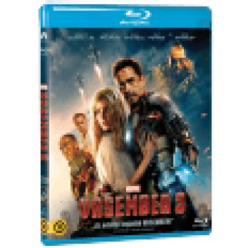Iron Man - Vasember 3. Blu-ray