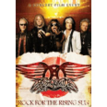 Rock For The Rising Sun DVD