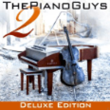 The Piano Guys 2 (Deluxe Edition) CD+DVD