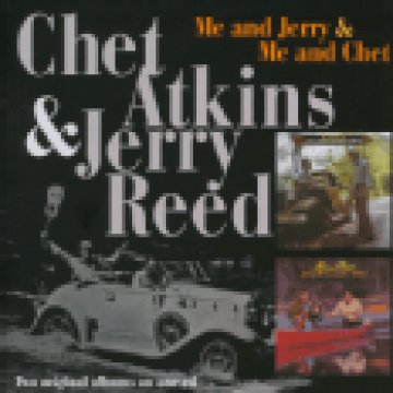 Me and Jerry & Me and Chet CD