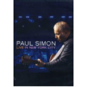 Live In New York City 2011 DVD
