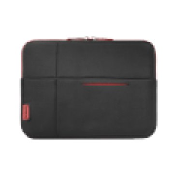 "Airglow Sleeves black - red 15,6"" notebook tok (U37.39.003)"
