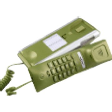550CID lime green telefon (01-01-5501)