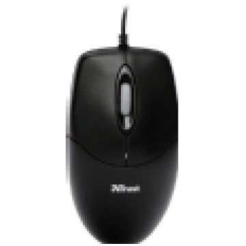 Optical Mouse fekete USB (16591)