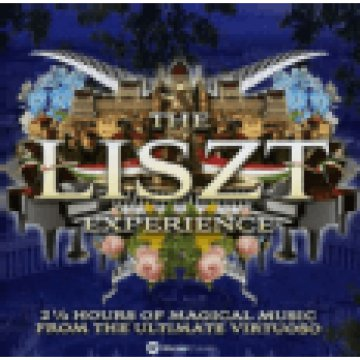 The Liszt Experience CD