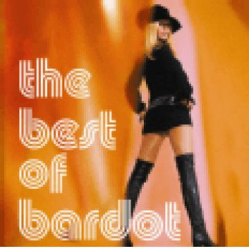 The Best Of Bardot CD