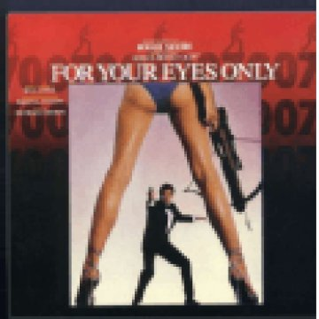 James Bond - For Your Eyes Only (Szigorúan bizalmas) CD