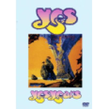 Yes Years DVD