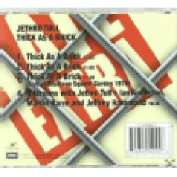 Thick as a Brick CD