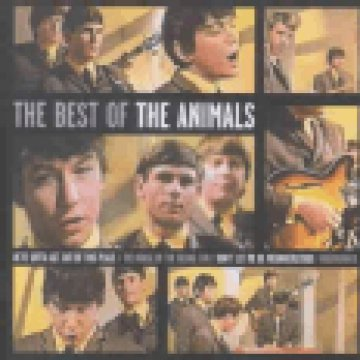 The Best of the Animals CD