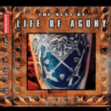 Best Of Life Of Agony CD