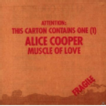Muscle Of Love CD