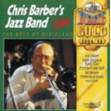 Chris Barber's Jazz Band Live In 1954 & 1955 CD