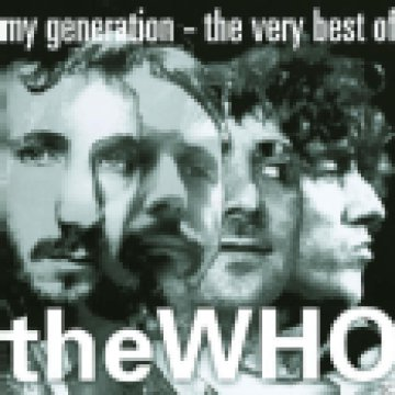 My Generation: The Very Best of the Who CD
