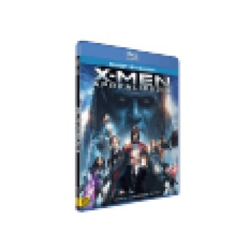 X-Men – Apokalipszis (3D Blu-ray)
