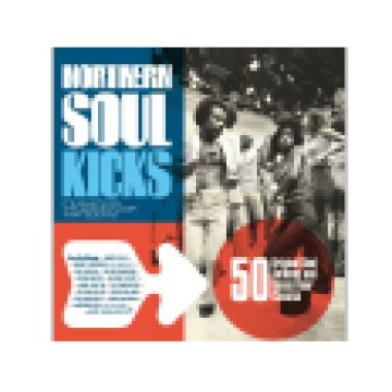 Northern Soul Kicks - It's What's on the Dance Floor that Counts (CD)