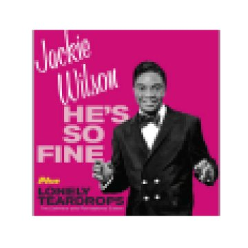 He's So Fine/Lonely Teardrops (CD)