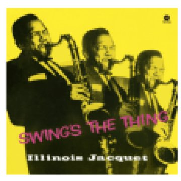 Swing's the Thing (High Quality Edition) Vinyl LP (nagylemez)