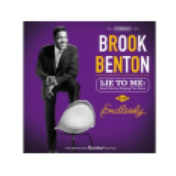 Lie To Me: Brook Benton Singing the Blues (Vinyl LP (nagylemez))