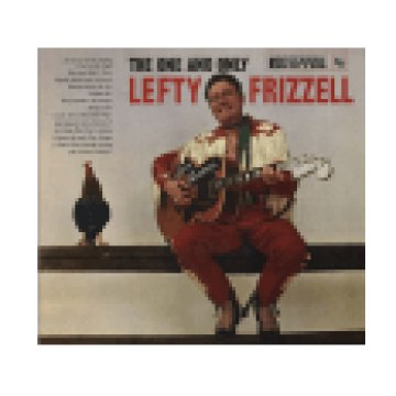 The One and Only Lefty Frizzell (CD)