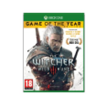 The Witcher 3: Wild Hunt Game of the Year Edition (Xbox One)