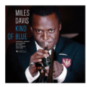 Kind of Blue (Limited Edition HQ) Vinyl LP (nagylemez)
