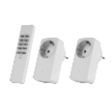 AC2-200R double dimmer + remote (71094)