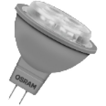 LED spot 35 GU5.3 MR16 350LM 5W hideg