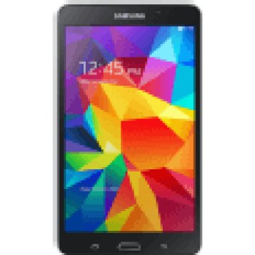 "Galaxy Tab 4 7"" tablet, fekete"
