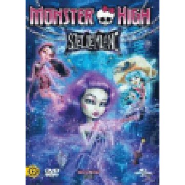 Monster High - Szellemlánc DVD