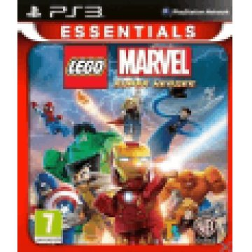 LEGO Marvel Super Heroes Essentials PS3