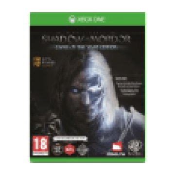 ME Shadow of Mordor GOTY (Xbox One)