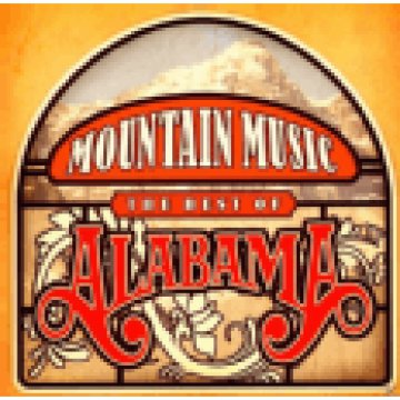 Mountain Music - The Best of Alabama CD