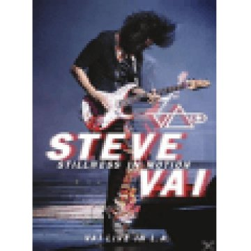 Stillness in Motion - Vai Live in L.A. DVD