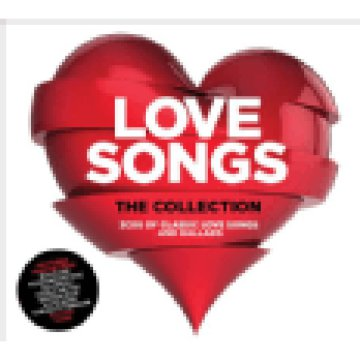 Love Songs – The Collection CD