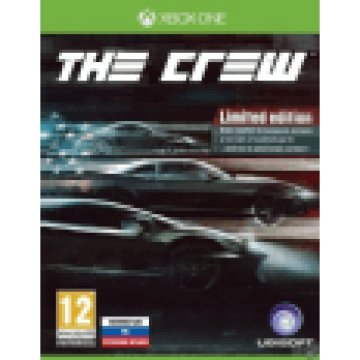 The Crew (Day 1 Edition) Xbox One