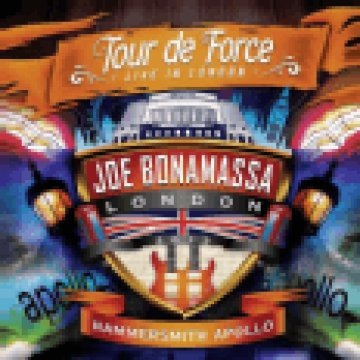 Tour De Force - Hammersmith Apollo Live In London CD